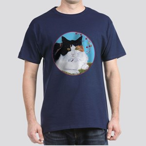 Cat portraiture Dark T-Shirt