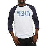 Shalom In Yeshua Baseball Jersey