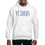 Shalom In Yeshua Hooded Sweatshirt