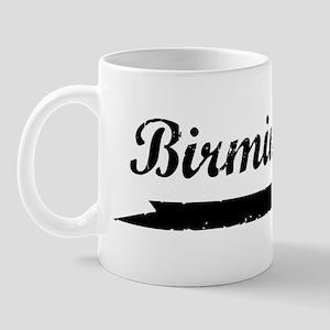 Birmingham (vintage) Mug