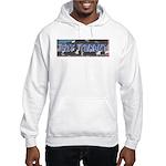 Got Torah w/American Flag Hooded Sweatshirt