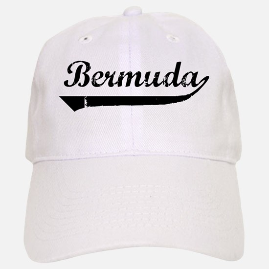 Bermuda (vintage) Baseball Baseball Cap