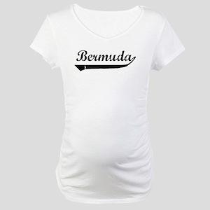 Bermuda (vintage) Maternity T-Shirt