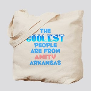 Coolest: Amity, AR Tote Bag