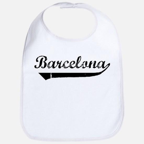 Barcelona (vintage) Bib