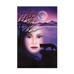 Moon Shadow Mini 11x17 Poster Print