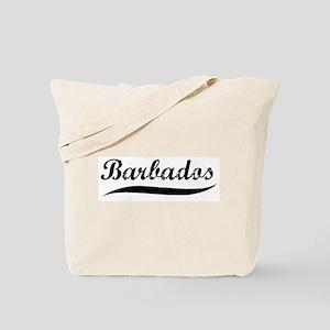 Barbados (vintage) Tote Bag