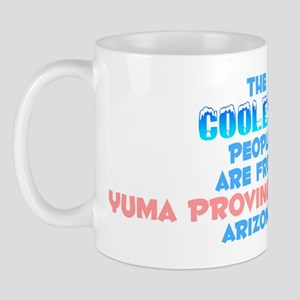 Coolest: Yuma Proving G, AZ Mug
