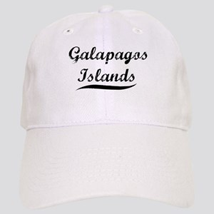 Galapagos Islands (vintage) Cap