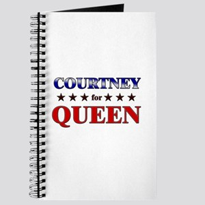 COURTNEY for queen Journal