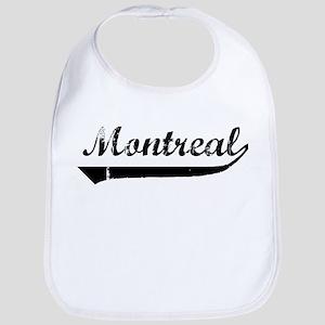 Montreal (vintage) Bib