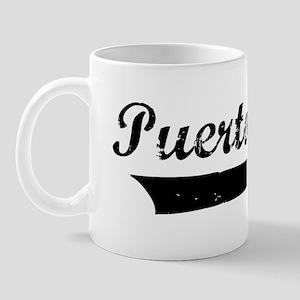 Puerto Rico (vintage) Mug