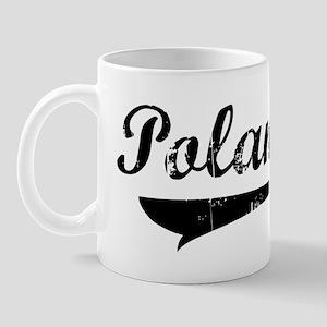 Poland (vintage) Mug