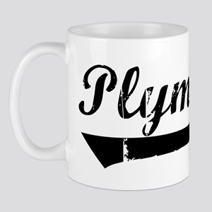 Plymouth (vintage) Mug