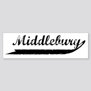 Middlebury (vintage) Bumper Sticker