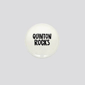 Quinton Rocks Mini Button