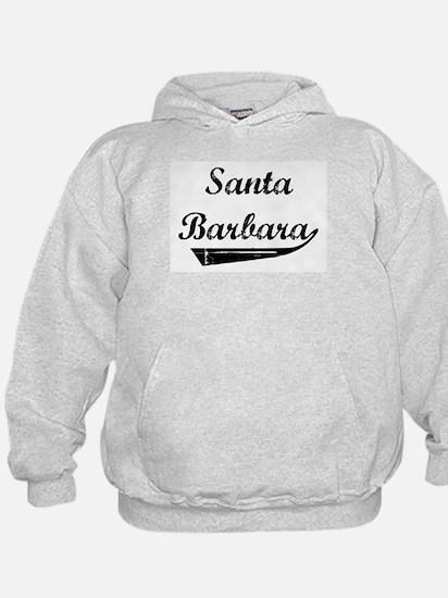 Santa Barbara (vintage] Hoody