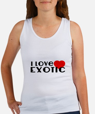Aquatics It Chose Me Women's Tank Top