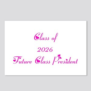 Class of 2026 Future Class President Postcards (Pa