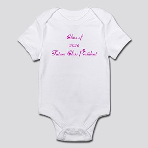 Class of 2026 Future Class President Infant Bodysu