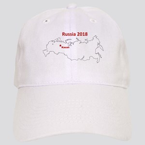 Kazan, Russia 2018 Baseball Cap