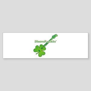 ShamRockin' Bumper Sticker