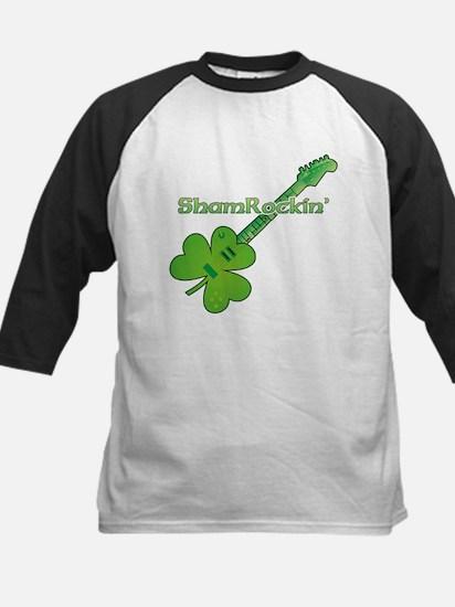 ShamRockin' Kids Baseball Jersey
