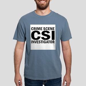 CSI Raid Ash Grey T-Shirt
