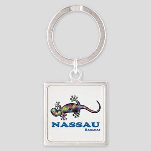 Nassau Gecko Keychains
