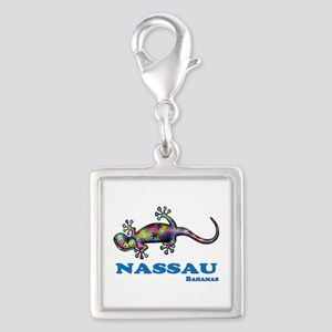 Nassau Gecko Charms