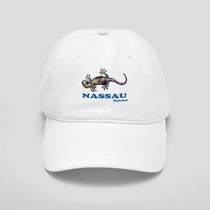 Nassau Gecko Baseball Cap