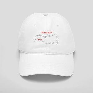 Samara, Russia 2018 Baseball Cap