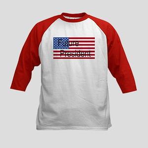 Future President Kids Baseball Jersey