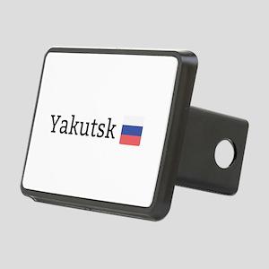 Yakutsk Rectangular Hitch Cover
