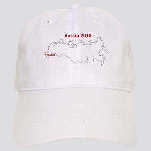 Sochi, Russia 2018 Baseball Cap