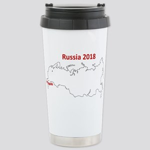 Sochi, Russia 2018 Travel Mug
