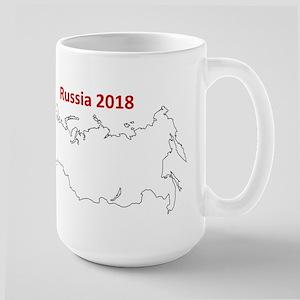 Sochi, Russia 2018 Mugs