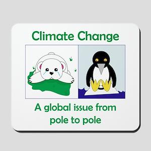 Climate Change Mousepad