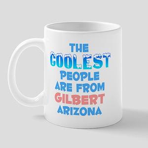 Coolest: Gilbert, AZ Mug