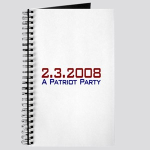 A Patriot Party Journal