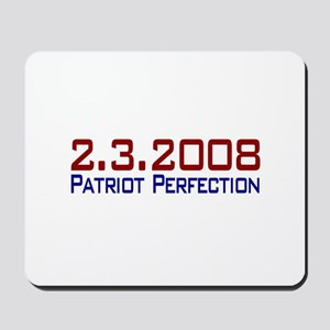 Patriot Perfection Mousepad