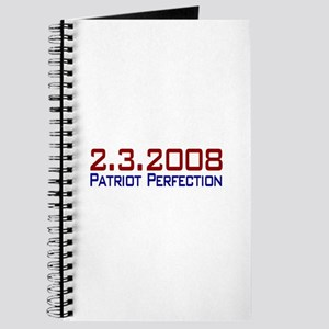 Patriot Perfection Journal