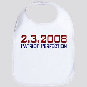 Patriot Perfection Bib
