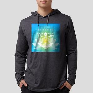 Yoga Chakra Activation Long Sleeve T-Shirt