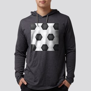 Football Ball Texture Long Sleeve T-Shirt