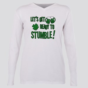 Ready to Stumble White T-Shirt