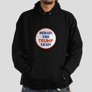 Derail the trump train Sweatshirt