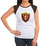Norway Metallic Shield T-Shirt