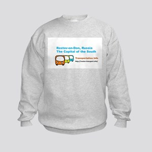 Transportaton, Rostov-on-Don, Russia Sweatshirt
