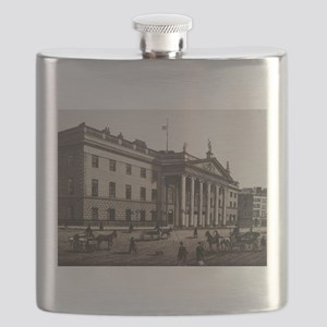 Antique GPO Dublin Flask